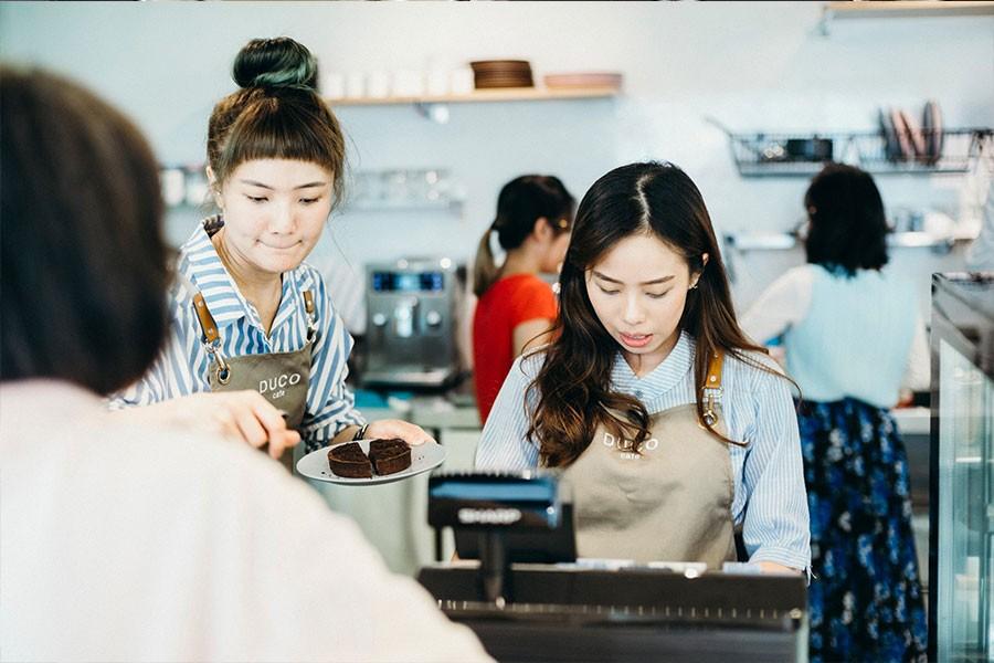 韩新食堂 Duco Cafe 开始营业