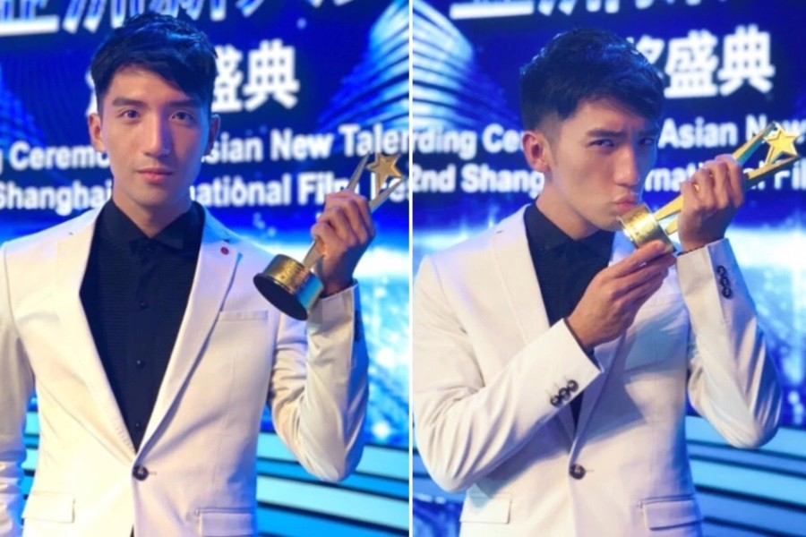 Alumni Yuan Teng Won the 22nd Shanghai International Film Festival - Asian Newcomer : The Best Actor